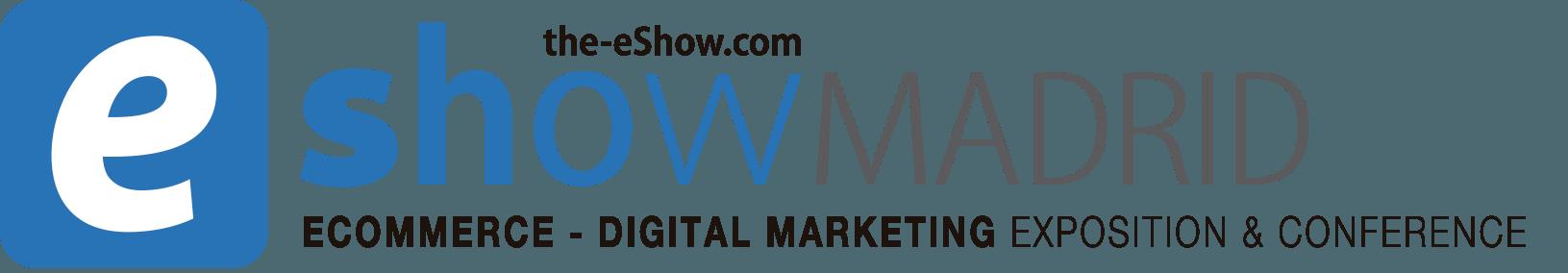 Logo eShow Madrid